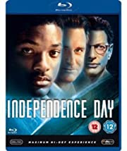 Independence Day [Blu-ray] av Will Smith