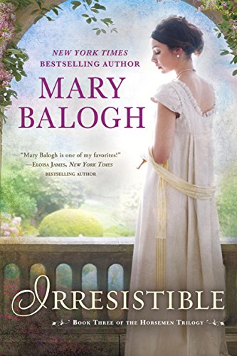 Irresistible by Mary Balogh - Smart Bitches, Trashy Books