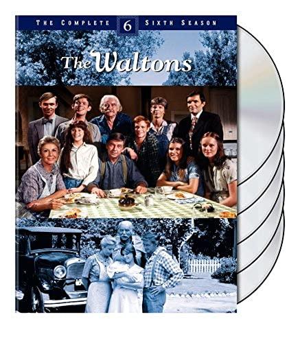 The Waltons - The Complete Sixth Season