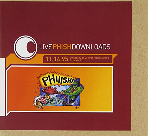 Live Phish 11/14/95