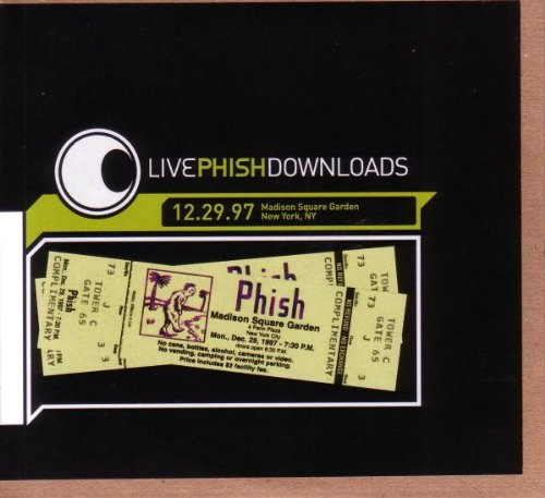 Live Phish 12/29/97