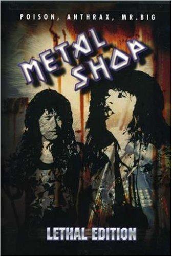 Metal Shop, Vol. 4: Lethal Edition