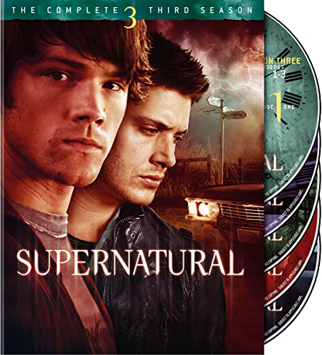 Supernatural - The Complete Third Season DVD
