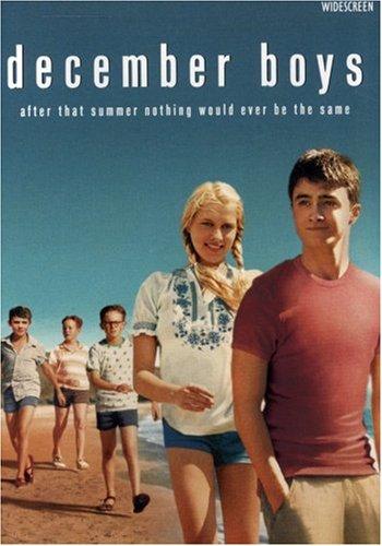 December Boys  DVD