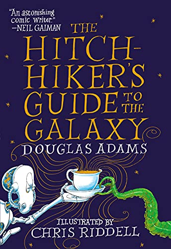 The Hitchhiker's Guide to the Galaxy (Hitchhiker's Guide, #1) by Douglas Adams