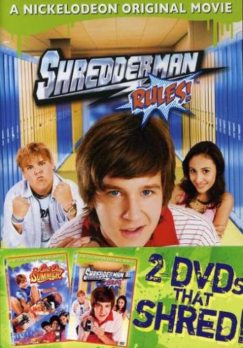 Last Day of Summer & Shredderman Rules (2pc)