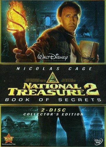 National Treasure 2 - Book of Secrets  DVD