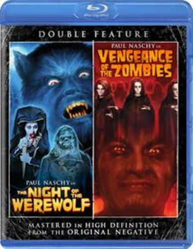 Night of the Werewolf / Vengeance of the Zombies [Blu-ray]