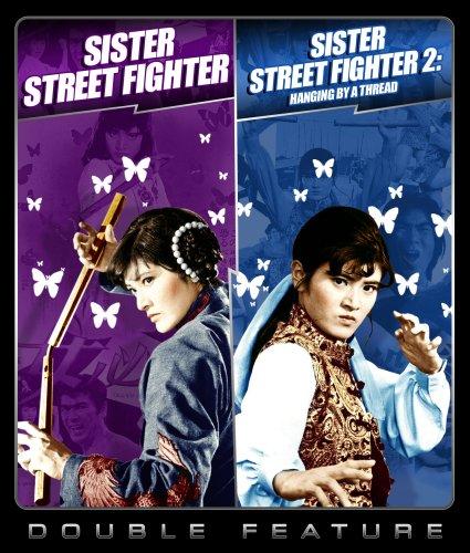 Sister Street Fighter / Sister Street Fighter II [Blu-ray]