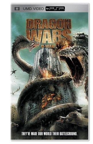 Dragon Wars - D-War (UMD Mini for PSP)