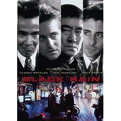 ブラック・レイン デジタル・リマスター版 ジャパン・スペシャ [DVD]