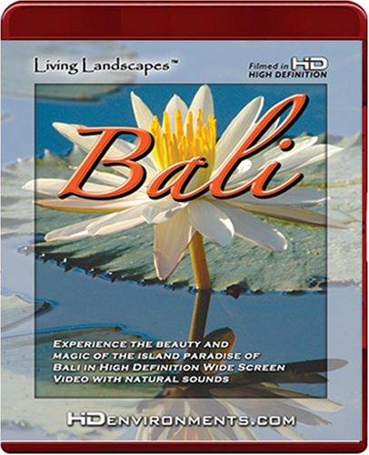 Living Landscapes HD Bali (HD DVD Version)