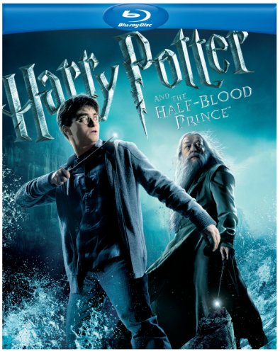 Harry Potter and the Half-Blood Prince [Blu-ray] DVD