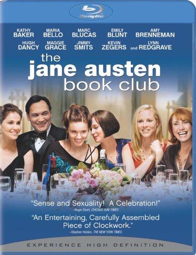 Jane Austen Book Club [Blu-ray] DVD