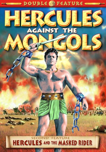 Hercules Against the Mongols/Hercules and the Masked Rider