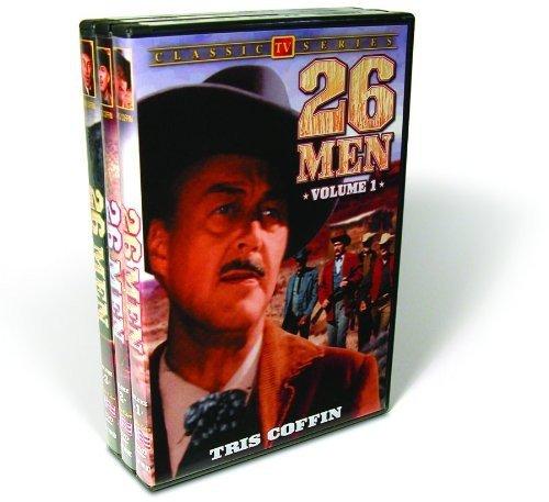 26 Men, Vol. 1-3