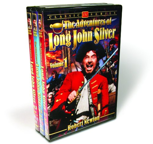 The Adventures of Long John Silver, Vol. 1-3