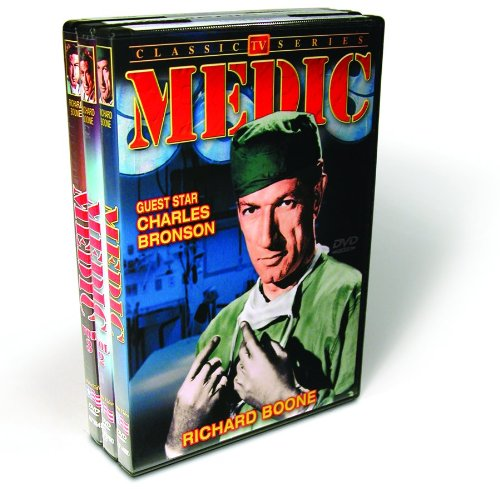 Medic, Vol. 1-3