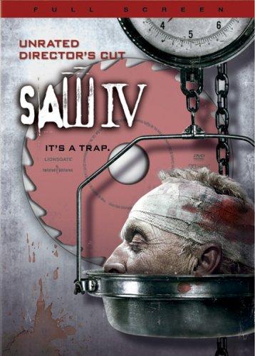 Saw IV  DVD