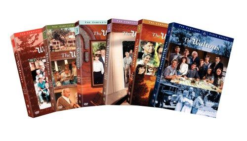 Waltons-Complete Seasons 1-6