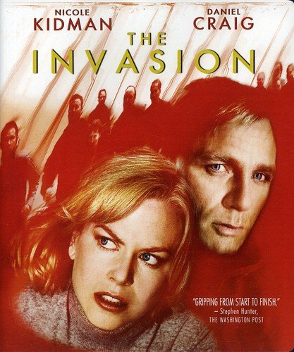 The Invasion [Blu-ray] DVD