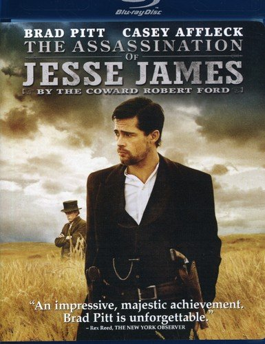 The Assassination of Jesse James by the Coward Robert Ford [Blu-ray] DVD