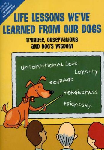 Life Lessons from Our Dogs