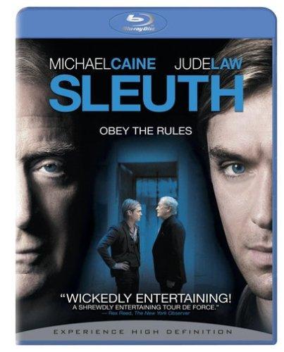 Sleuth [Blu-ray] DVD