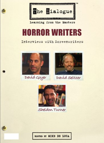 The Dialogue - Horror Writers
