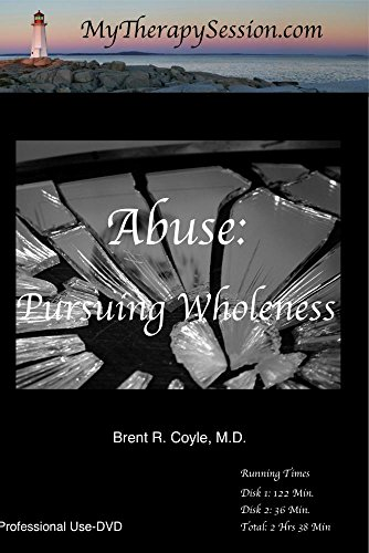 Abuse: Pursuing Wholeness-Professional Use DVD Copy*