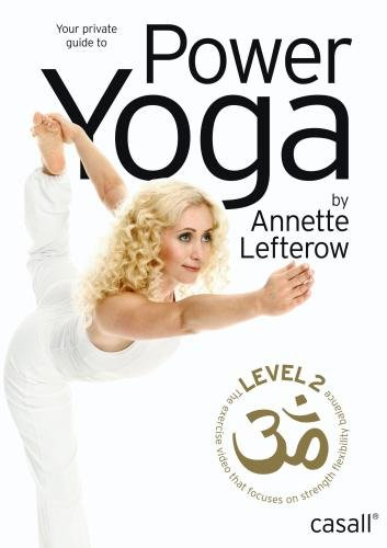 Power Yoga by Annette Lefterow level 2 (NTSC)