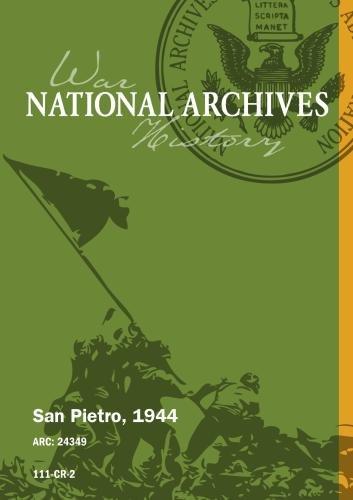 SAN PIETRO, 1944