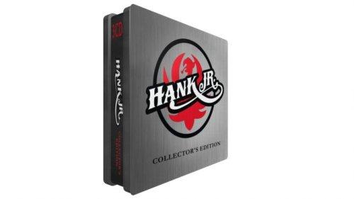 Hank Williams, Jr. Collector's Edition Tin