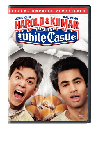 Harold and Kumar Go to White Castle  DVD
