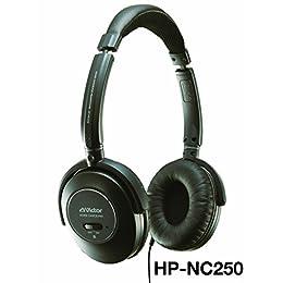 JVC HP-NC250 密閉型ヘッドホン ノイズキャンセリング ブラック