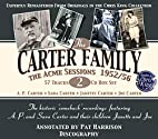 The Acme Sessions 1952-56 by Carter Family