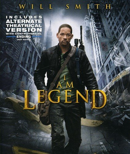 I Am Legend [Blu-ray] DVD