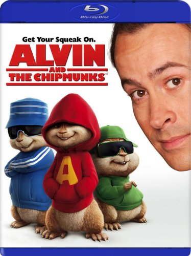 Alvin and the Chipmunks [Blu-ray] DVD