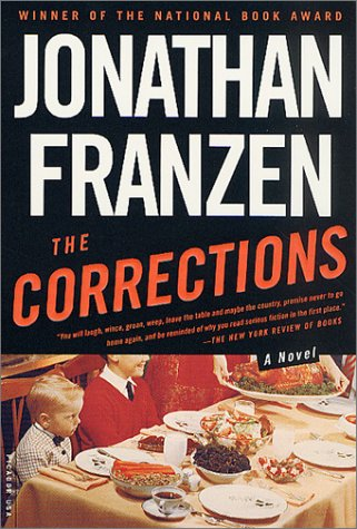 The Corrections, by Franzen, Jonathan