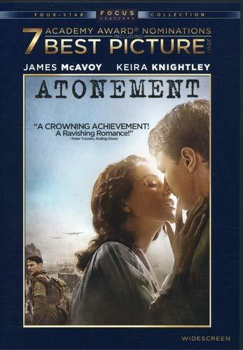 Atonement  DVD