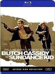 Butch Cassidy and the Sundance Kid [Blu-ray]…