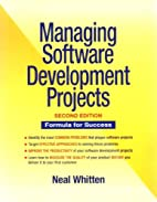 Managing Software Development Projects:…