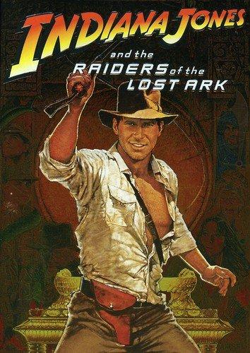 Raiders of the Lost Ark part of Indiana Jones