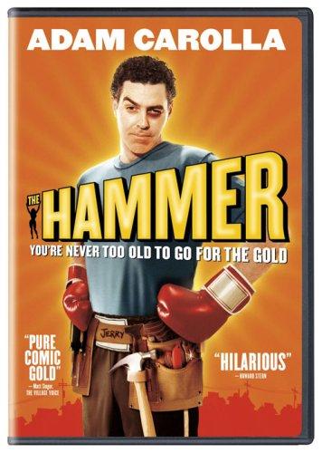 The Hammer DVD