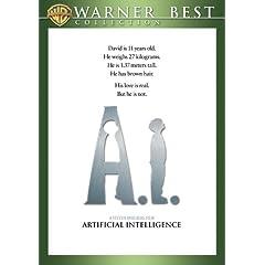 A.I. [DVD]
