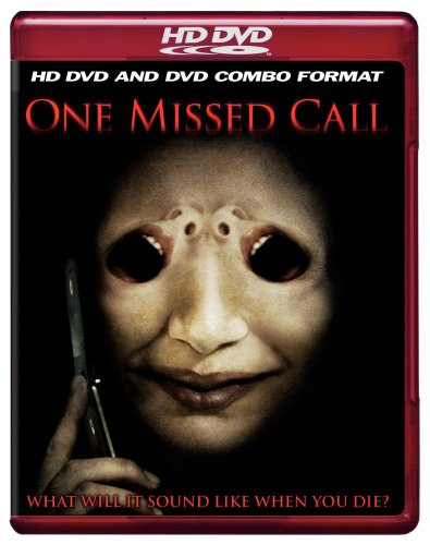One Missed Call [HD DVD] DVD