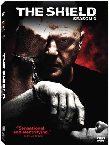 The Shield - The Complete Season 6 DVD