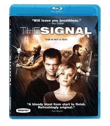 The Signal [Blu-ray] DVD