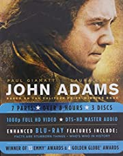 John Adams [Blu-ray] par Paul Giamatti