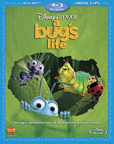 Get A Bug's Life On Blu-Ray